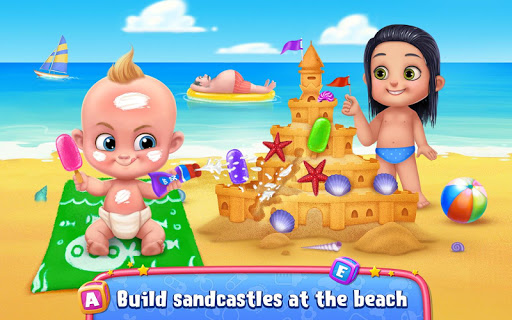 Babysitter First Day Mania - Baby Care Crazy Time 1.0.1 screenshots 5