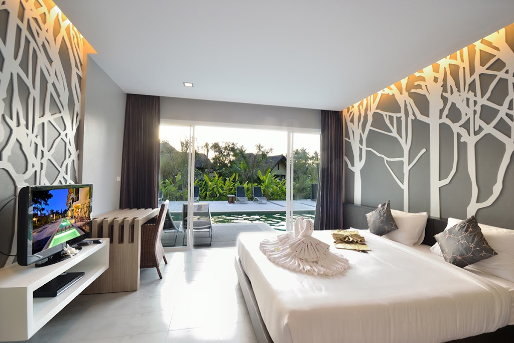 Modern Resort Room