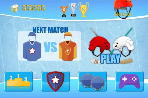 Ice Hockey League FREE screenshots 2