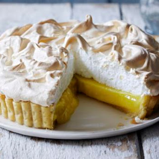 Mary's Lemon Meringue Pie.