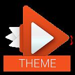 Material Orange Theme 2.0.78