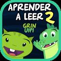 Aprender a leer 2 Grin y Uipi icon
