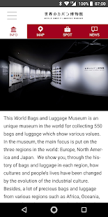 Download WORLD BAGS & LUGGAGE MUSEUM For PC Windows and Mac apk screenshot 2