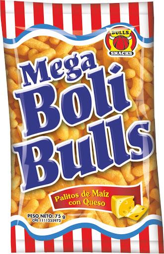 snack mega boli bulls 75gr Bull Snacks