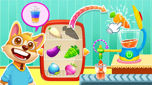 Learn shapes and colors for toddlers kids screenshot 5
