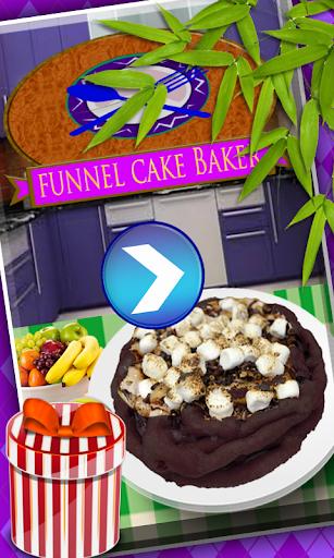 ファンネルケーキパン