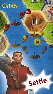 Catan Classic MOD APK 4.7.0 ( Paid , New Cities / Seafarers ) 4