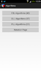 Speedcuber's Desk Reference screenshot
