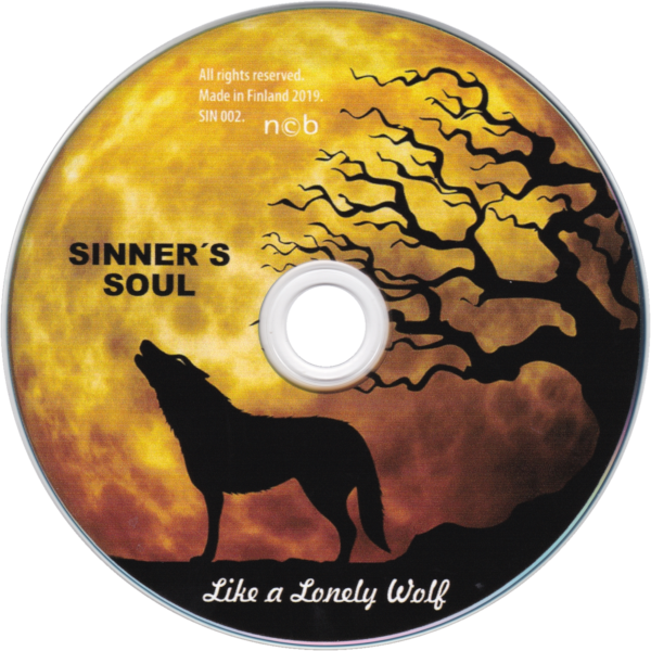 Like a Lonely Wolf - CD