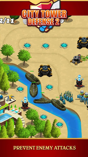 Tower Defense Final War 2 2.6 screenshots 5