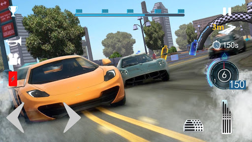 Super Fast Car Racing 1.1 screenshots 12