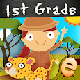 Animal Math First Grade Math Games for Kids Math apk