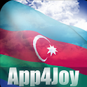 Azerbaijan Flag Live Wallpaper icon