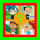 Total DramaRama Quiz Game