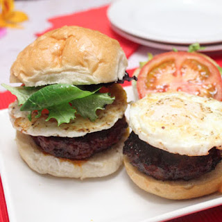 Chorizo and Beef Burgers Recipe