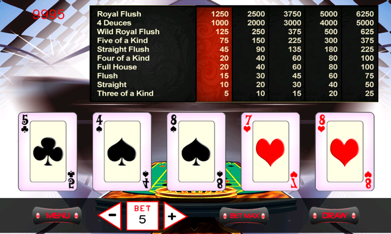 Playing poker online in the us