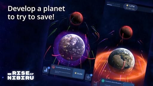 صعود نيبيرو: لقطات شاشة لتدمير كوكب الأرض 5