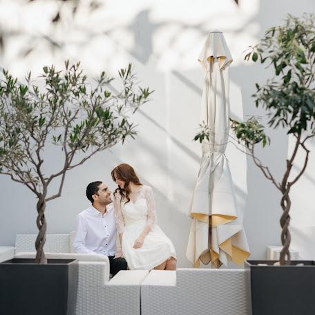 Wedding photographer Arina Kosicyna (ukushu). Photo of 28.02.2018