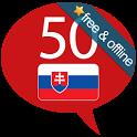 Learn Slovak - 50 languages icon