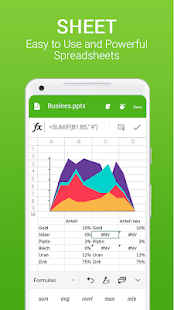 Office for Android – Word, Excel, PDF, Docx, Slide Screenshot