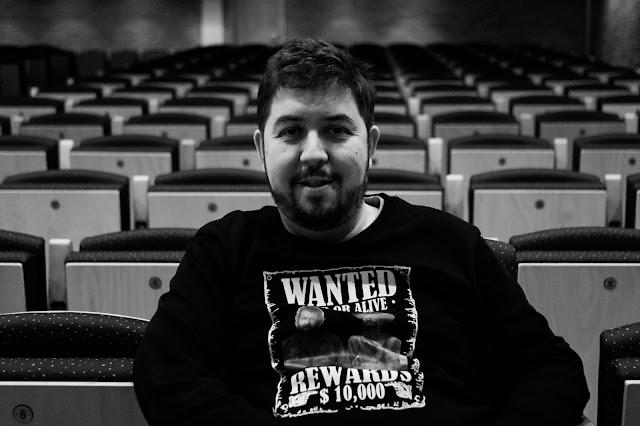 Daniel Lorenzo, autor del libro sobre el cine de Bud Spencer y Terence Hill.