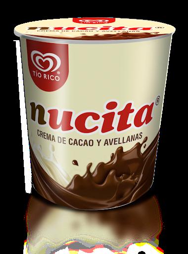 Helado Tio Rico Nucita 150ML