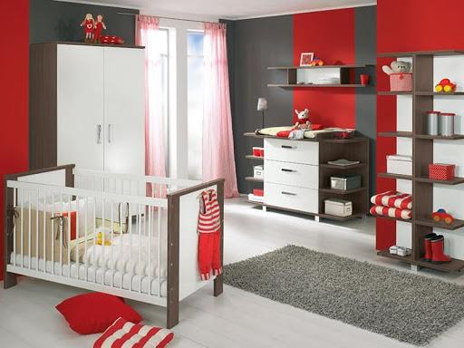 婴儿房装饰