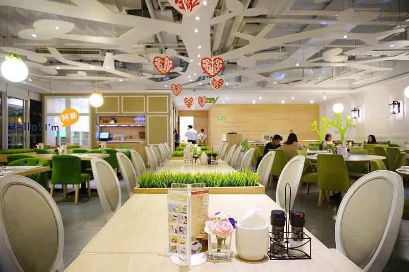 台中咖啡館推薦,梨子咖啡館崇德-5