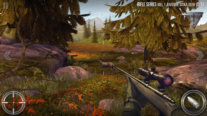 DEER HUNTER 2016- screenshot