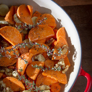 Honey-Roasted Root Vegetables Recipe
