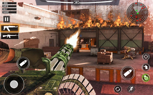 FPS Gunner Shooter: Commando Mission Game 1.0.16 screenshots 15