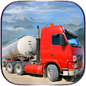 Offroad Oil Tanker Cargo Truck icon