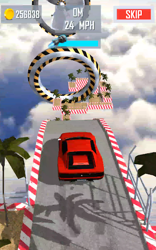Mega Ramp Car Jumping  screenshots 23