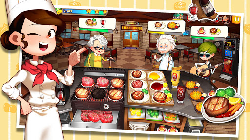 Cooking Adventure [Mod] Apk - Unlimited Coins, Gems
