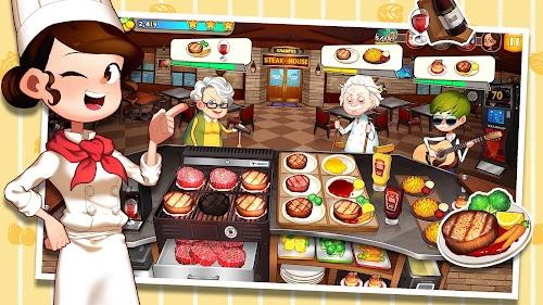 Screenshot 2 Cooking Adventure™ 40501 APK MOD