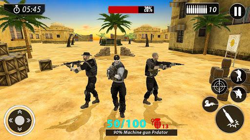 New Gun Games Fire Free Game: Shooting Games 2020 1.0.9 screenshots 15