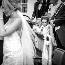Wedding photographer Paul Mcginty (mcginty). Photo of 01.03.2018