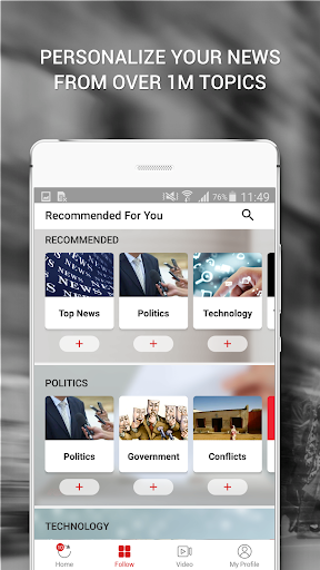 News Republic:Local & Breaking v7.14.11 [Subscribed]