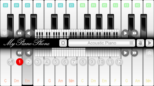 My Piano Phone 5.7 app download 2