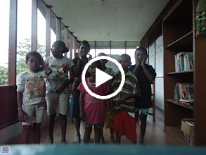 Video: Head, shoulders, knees and toes, knees and toes....