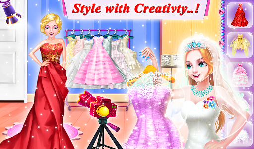 Makeup Kit- Dress up and makeup games for girls 4.5.55 screenshots 20