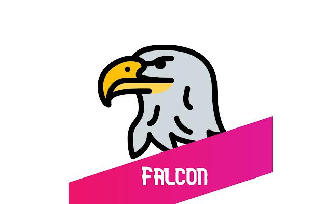 Falcon New Tab Extension