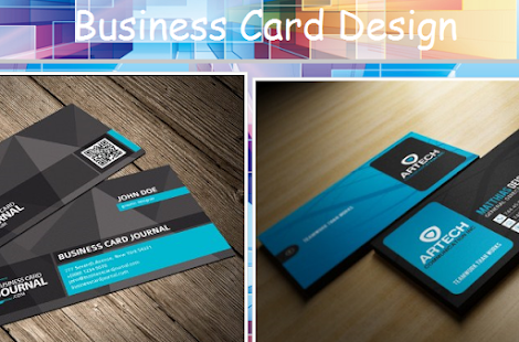 Design your name card apps on google play screenshot image colourmoves