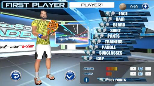 Heroes of Padel paddle tennis apklade screenshots 2