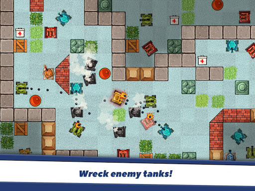 Awesome Tanks apkpoly screenshots 15