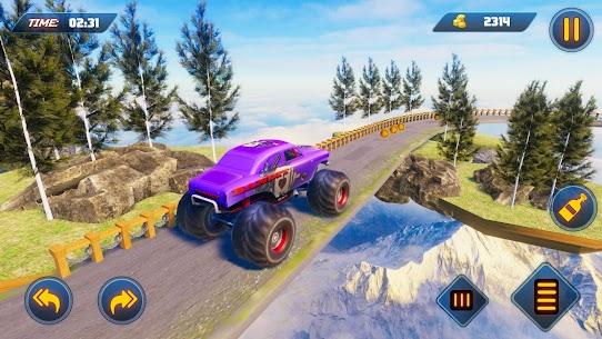 Mountain Climb Stunt: Off Road Car Racing Games 3