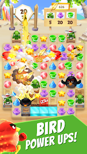 Angry Birds Match – Casual Puzzle Game 4