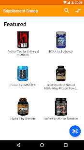 Supplement Snoop- screenshot thumbnail