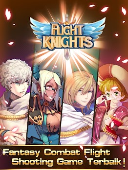 LINE Flight Knights
