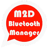 M2D Bluetooth Manager